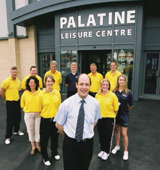 Palatine Leisure Centre opens in Blackpool