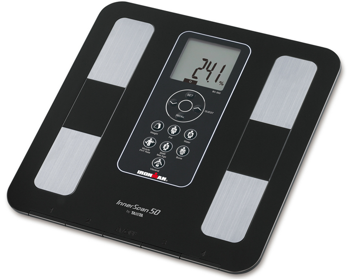 Tanita launches Ironman range of body composition monitors