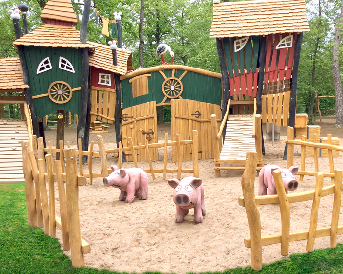 Russell Play brings children's play equipment offer to VAE