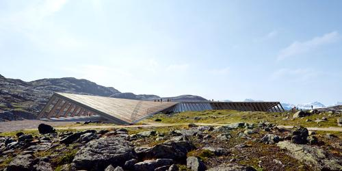 According to the jury, Dorte Mandrup Arkitekter's proposal won because of its 'poetic, simple and visionary design' / MIR