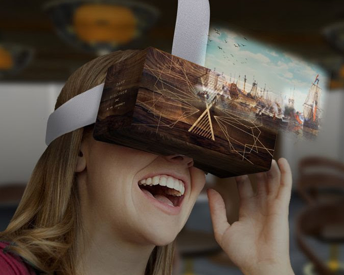 NorthernLight creates VR experience at Amsterdam's National Maritime Museum