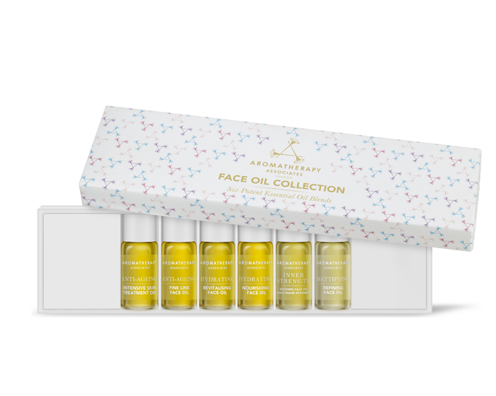 Aromatherapy Associates launches face oil collection