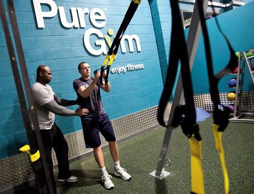Fast-growing budget operators like Pure Gym are helping to lower the average price of a private gym membership