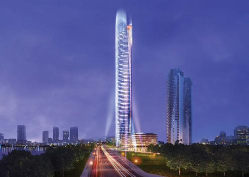 Fairmont Nanning hotel to open in 2019 as part of mixed-use development
