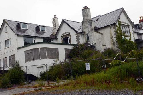Plans for £7.8m Welsh hotel don't meet local social housing rules