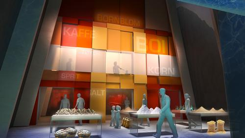 The museum is expected to open in 2018