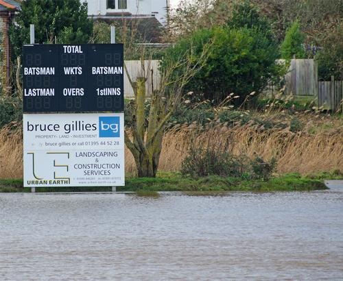 £5m flood relief fund to tackle damage to sports facilities