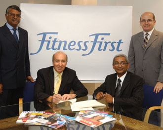 UK health club operator signs MENA franchise