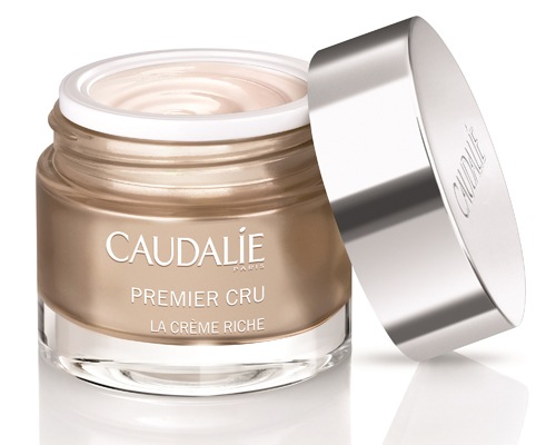 Caudalie launches anti-ageing cream for dry skin