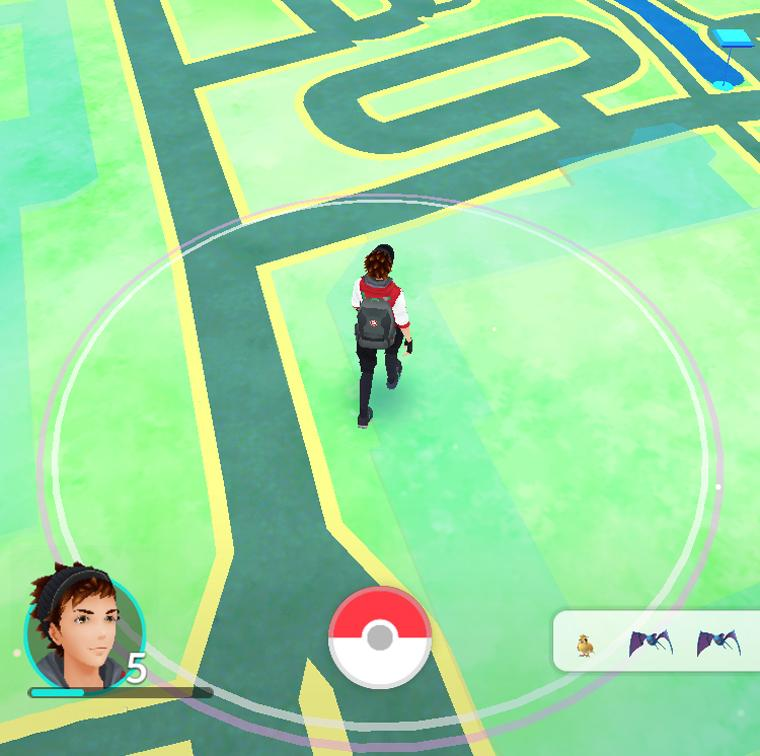 Pokemon Go is getting people more physically active