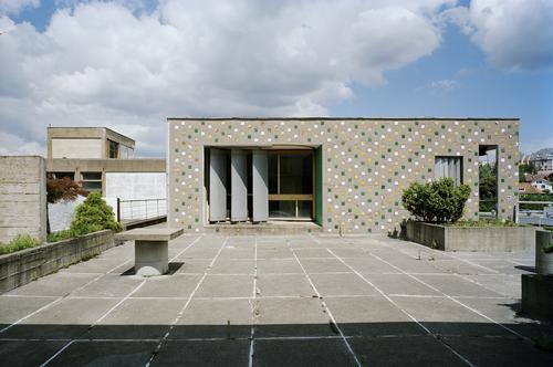 Rooftop, usine Duval / FLC/ADAGP