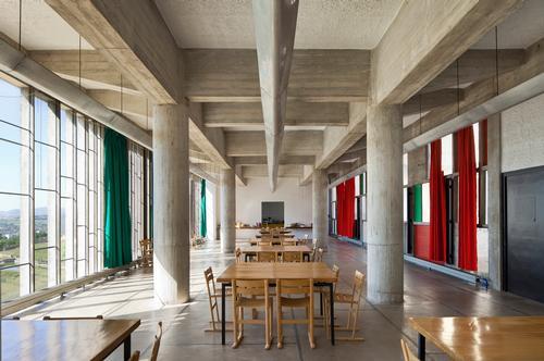 Refectory, La Tourette / FLC/ADAGP
