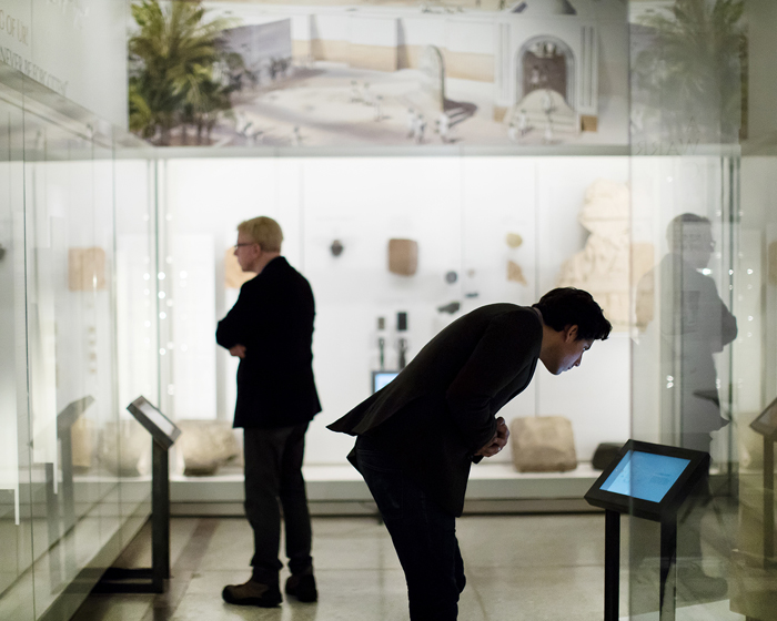 Penn Museum unveils new Middle East Galleries