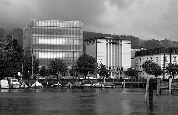Kunsthaus Bregenz in Bregenz, Austria