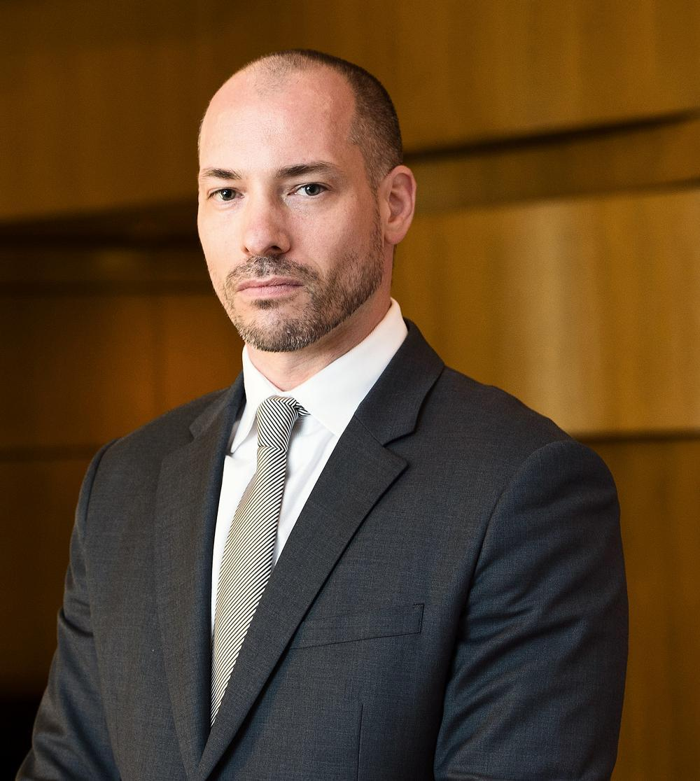 Aaron Richter said Equinox will offer something 'fundamentally different' to its hotel competitiors / Equinox