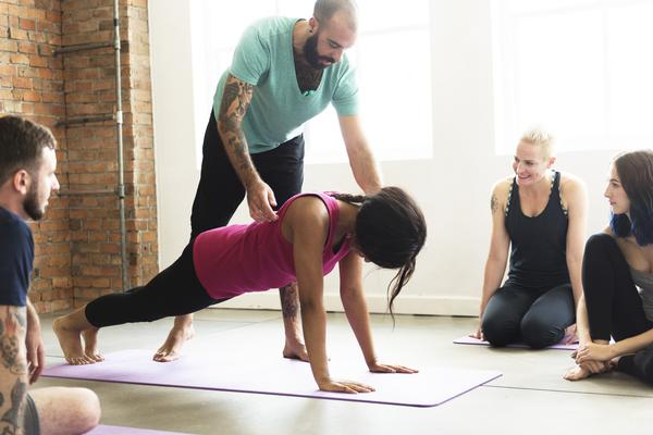 Gym-goers also need wellness services like physical rehabilitation / Photo: shutterstock.com