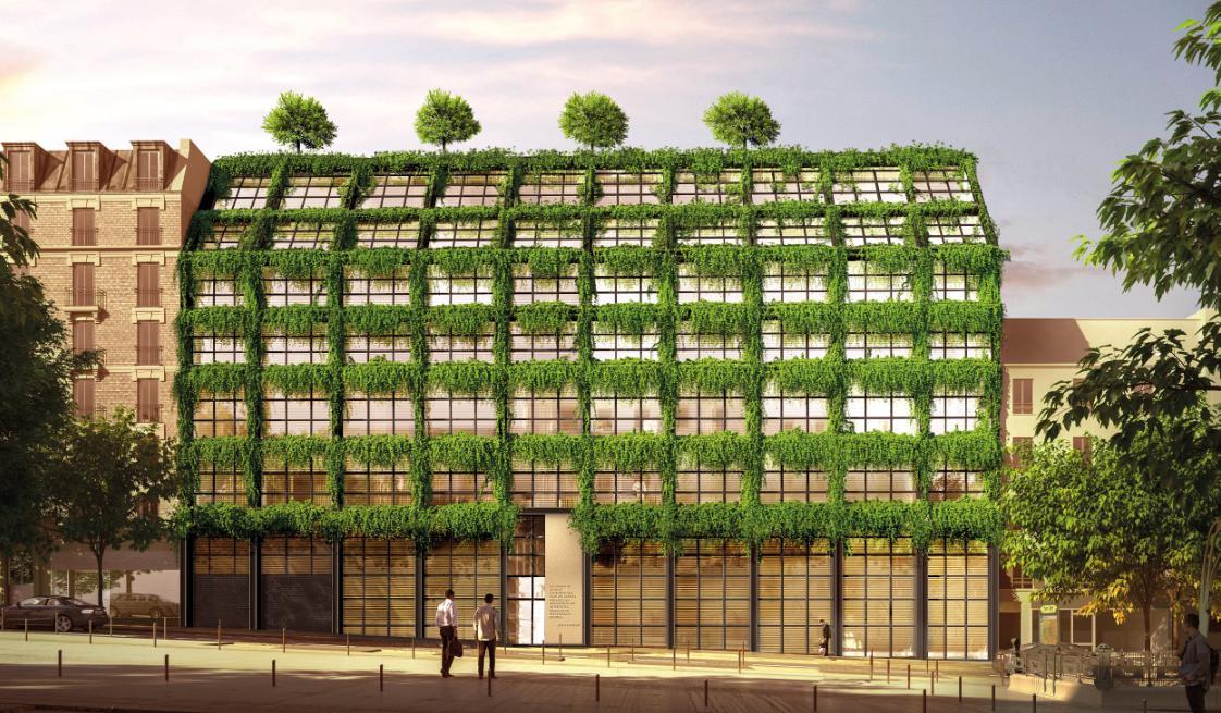 Philippe Starck's health-focused M'Villa / Philippe Starck
