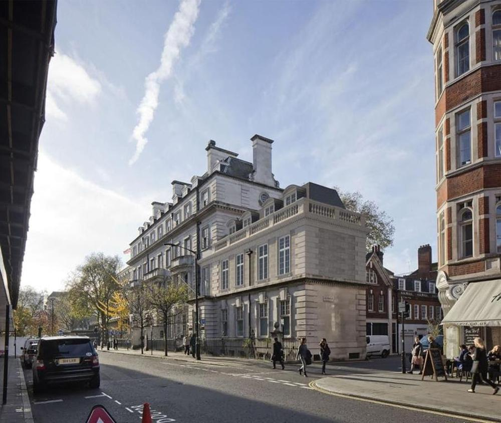 22 Grosvenor Square will become a hotel and a 'social and cultural hub for local residents and visitors' / ReardonSmith