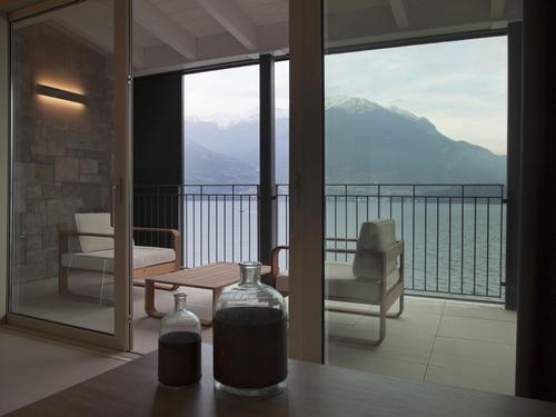Italian designer Alessandro Agrati is responsible for the property's décor / Design Hotels