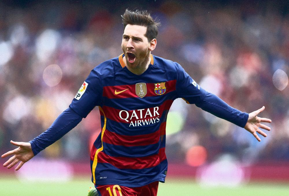 The New Camp Nou will be a showcase for world class players like Lionel Messi / FC Barcelona