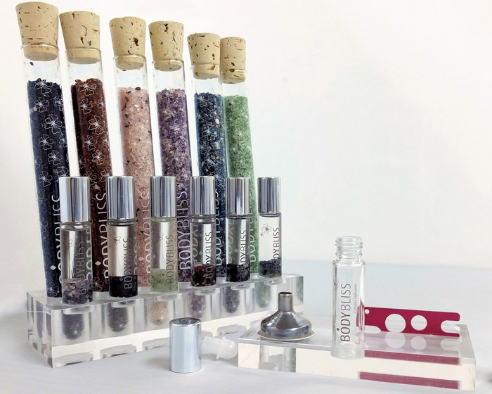 Body Bliss launches new Crystal Infusions