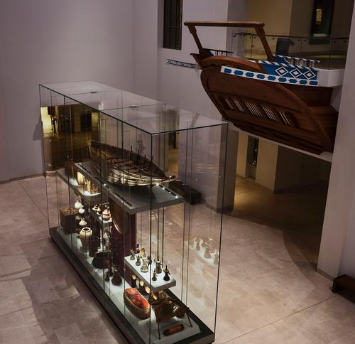 The museum has 12,000-plus artefacts in its collection
