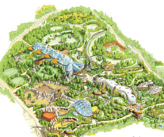 Chester Zoo Expansion Plans