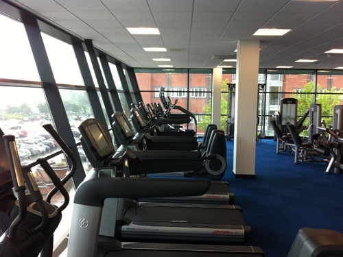 New fitness facility for St Helens College