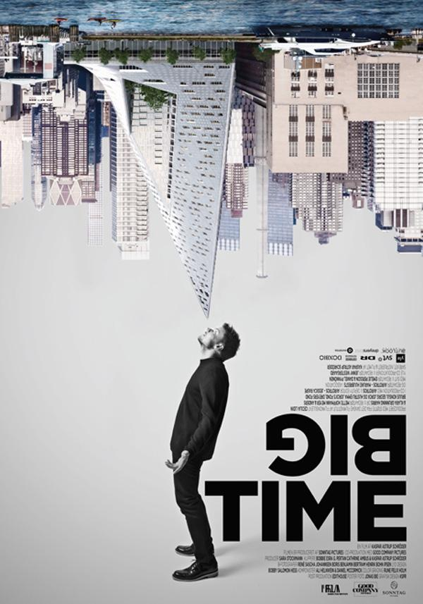 BIG TIme documents Bjarke Ingels' life over a seven year period