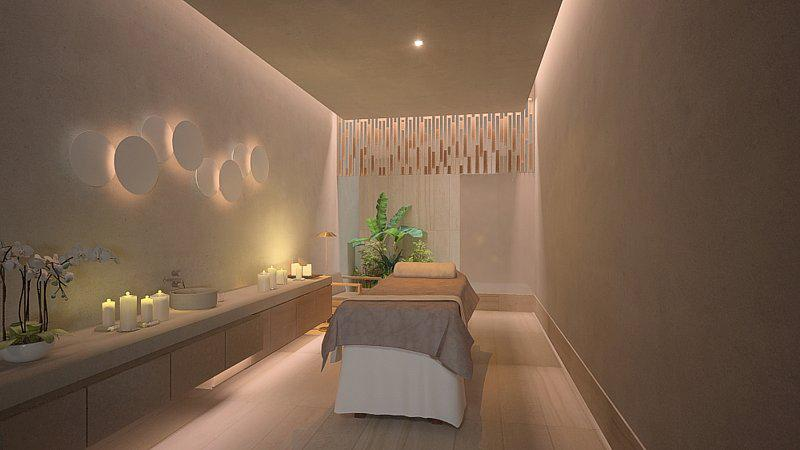 Spa Business Diana Mestre consults on 35000sq ft two level Los