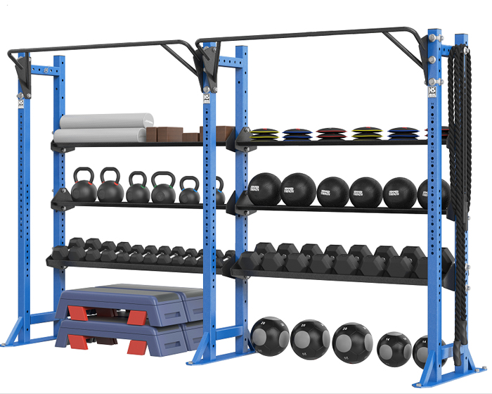 Hammer Strength HD Athletic Perimeter delivers compact solution for Olympic training