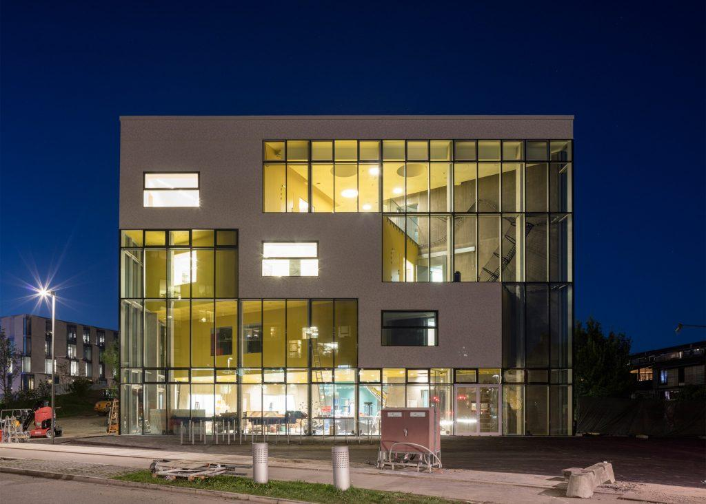 ADEPT Architects partnered with MVRDV on the scheme / Adam Mørk