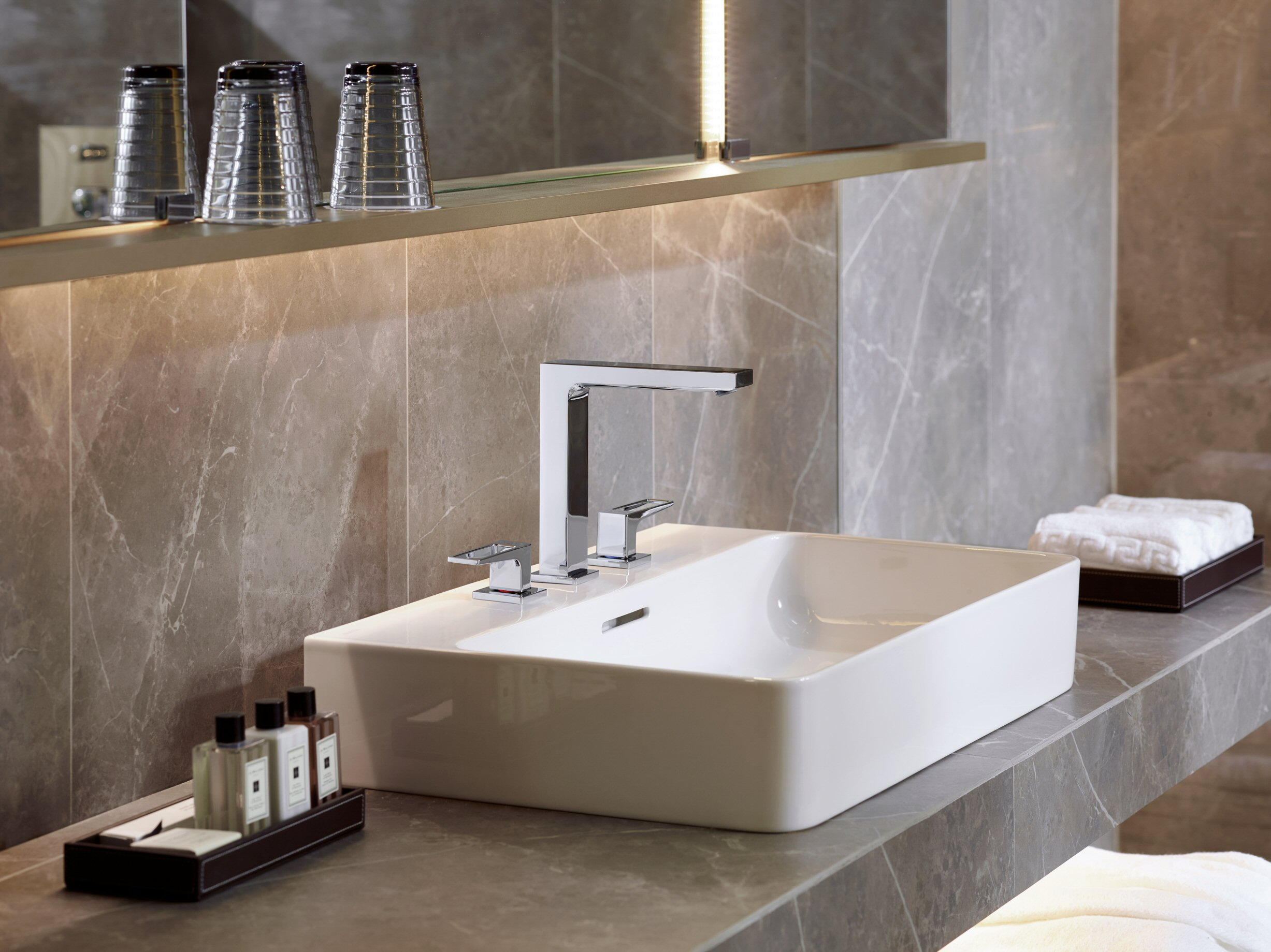 Hansgrohe collaborates with Phoenix Design Studio for new collections