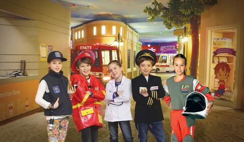 The KidzMondo brand was founded in 2010 and has locations in several countries, including Lebanon, Turkey and the UAE / KidzMondo