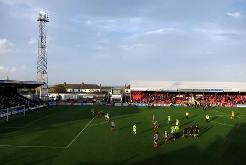 The club has played at Blundell Park for more than 115 years / Flickr: Stephen Willerton