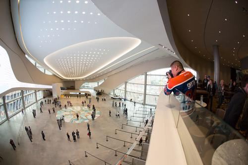 The arena will be the epicentre of the city's new downtown Ice District / Marko Ditkun/Edmonton Oilers