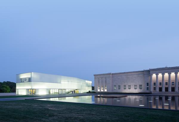 The Nelson-Atkins Museum of Art in Kansas City has been called 'a work of haunting power'
