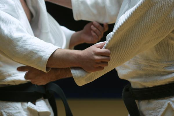 Judo was one of the sports to record significant increases in participation numbers / PIC: ©www.shutterstock.com /_J. Helgason