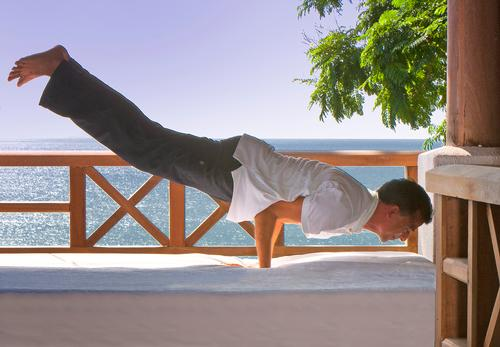 Renowned yoga master leads personal programmes at The Andaman