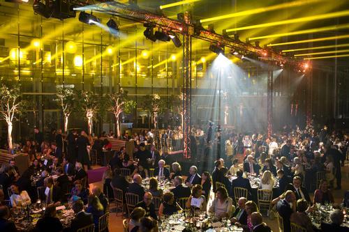 The fundraising 'Golden Brain Gala' took place at Campus Biotech in Geneva / David Vexelman