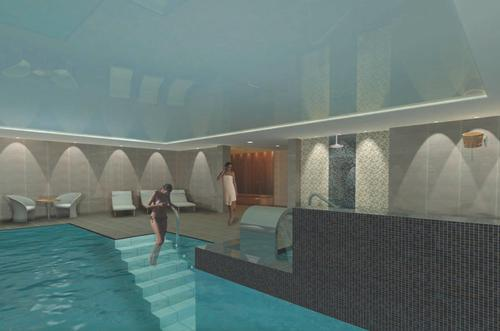 Work underway on £1.2m spa refurbishment of Kinmel Manor