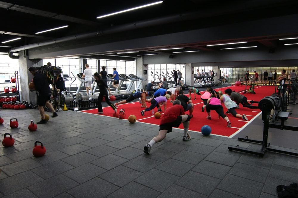 Fitness First Australia launched its High Performance Centre in 2015