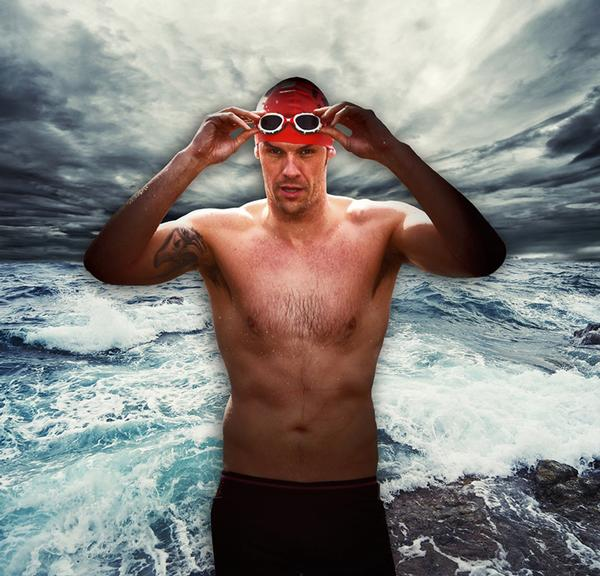 The LIW Pool will featureZoggs UK ambassador and endurance swimmer Adam Walker (pictured)