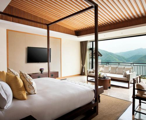 Opening in Q2 2016, Alila Anji will be located in the heart of the Zhejiang province – the location of the Oscar-winning film 'Crouching Tiger, Hidden Dragon