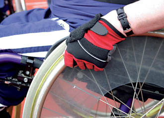 Calls for better planning to get people with disabilities active