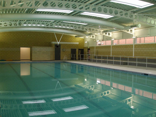 Horley Swimming Pool Leisure Pool Project Water Walkerz Swimming At Horley Leisure Centre