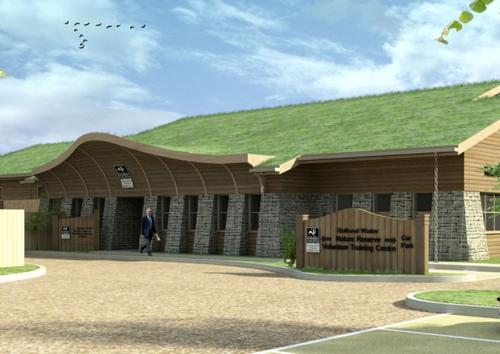 £1.1m facility to be built in Rutland, UK, for volunteer training at nature reserves