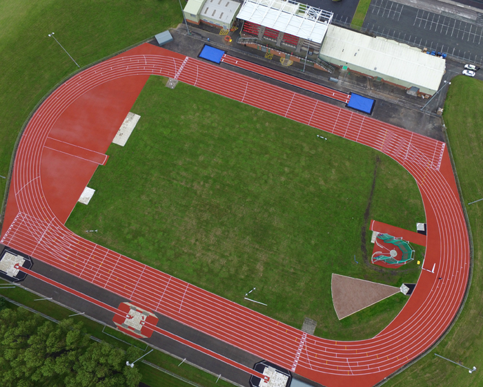 CLS Sports install 'world class' track in Liverpool