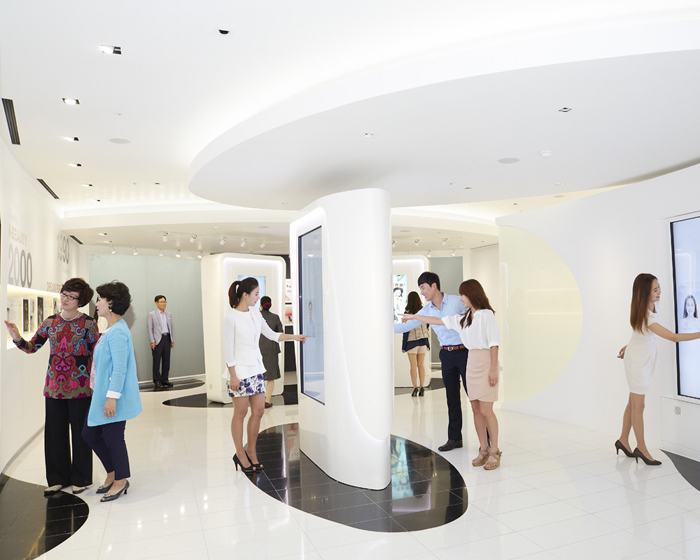 AmorePacific wins award for multisensory visitor centre