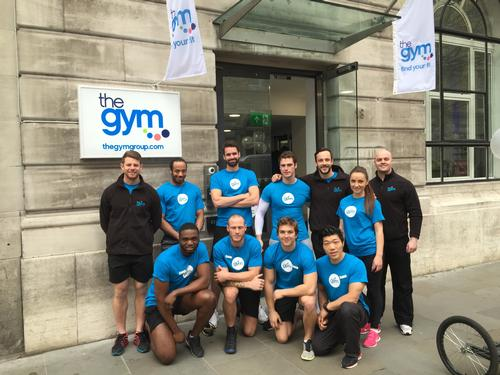 The Gym Group targets city slickers with rebranded concept